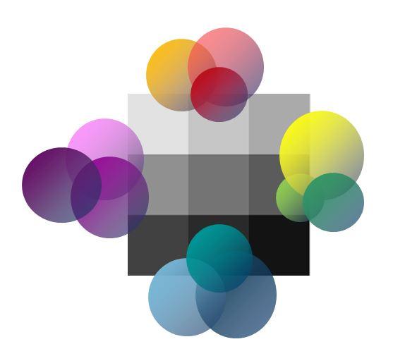 GRAU Changiert In Unzähligen, Eleganten Zwischentönen Wie Maus , Rauch ,  Schiefer , Beton , Tauben , Zementgrau Und Ist Die Ideale Kombinationsfarbe.